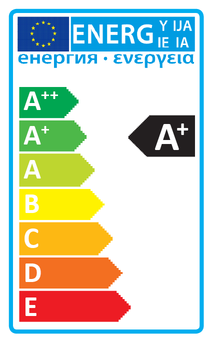 PHILIPS LED žarulje CorePro LEDspotMV 5-50W GU10 830 36D RN 8718696486009  energetski certifikat