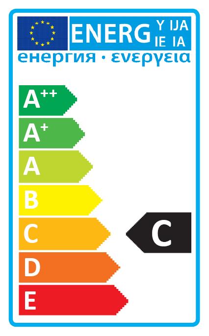 Osram žarulja 44870 WFL 50W 12V GU5,3  energetski certifikat