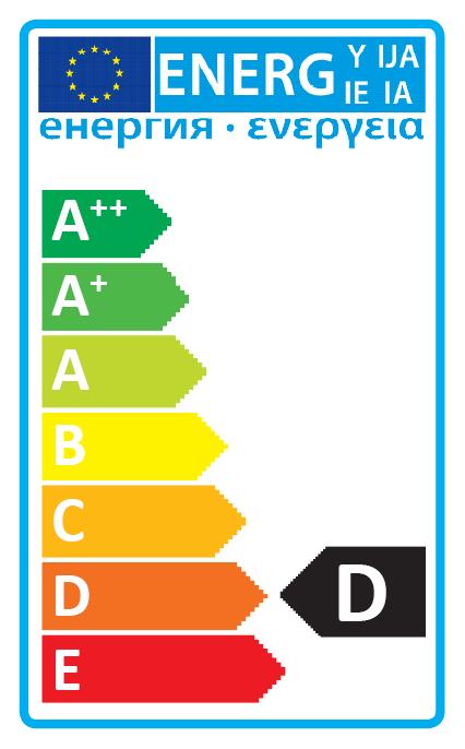 Osram halogena žarulja 66740 OVEN 40 W G9  energetski certifikat