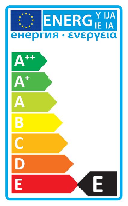 Osram žarulja DECOR A NARANČASTA 11W 240V E27  energetski certifikat